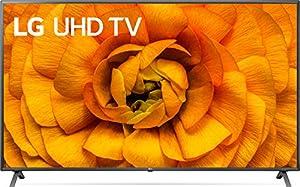 LG 86UN85006LA 217 cm (86 Zoll) UHD Fernseher (4K, Triple Tuner (DVB-T2/T,-C,-S2/S), Dolby Vision, Dolby Atmos, Cinema HDR, 100 Hz, Smart TV) [Modelljahr 2020]