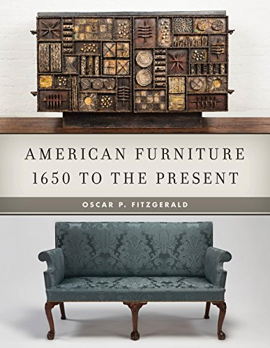 American Furniture: 1650 to the Present (English Edition)