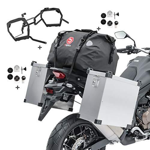 Valigie laterali Compatibile con KTM 1090 Adventure/R 17-19 Namib75 + borsa posteriore