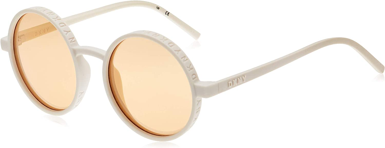 DKNY Women's 4 years warranty Dk519s Sunglasses Round Max 44% OFF
