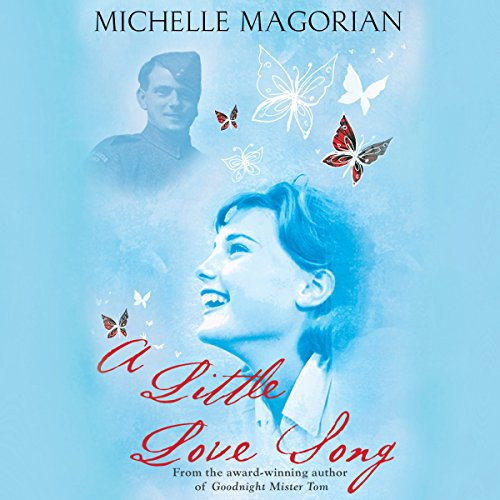 A Little Love Song audiobook cover art