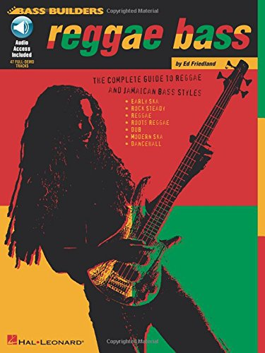 Reggae Bass Bass Builders (Friedland) Bk/Cd: Noten, CD für Bass-Gitarre