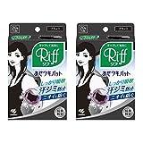【セット品】リフ あせワキパット あせジミ防止・防臭シート ブラック 20枚 ×2個