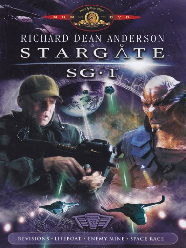Stargate SG-1 Stagione 07 Volume 33 Episodi 05-08 [IT Import]