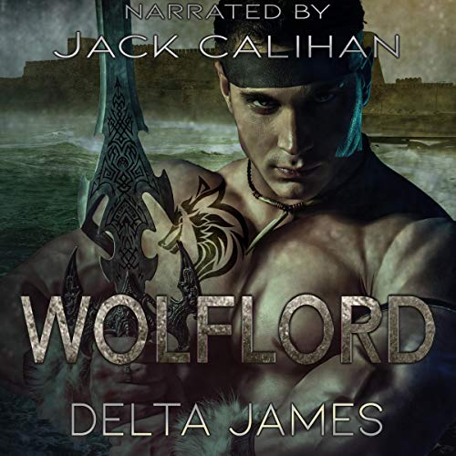 Wolflord audiobook cover art
