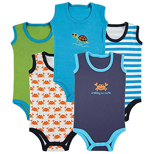 Consejos para Comprar Camisetas sin mangas para Bebé los más recomendados. 9