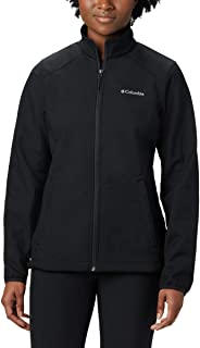 Women's Kruser Ridge II Softshell Jacket, Water & Wind Resistant