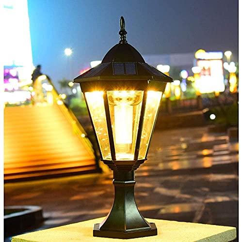 Lampadario creativo Posta luce, energia solare GUIDATO Giardino da giardino all'aperto Lampada da...