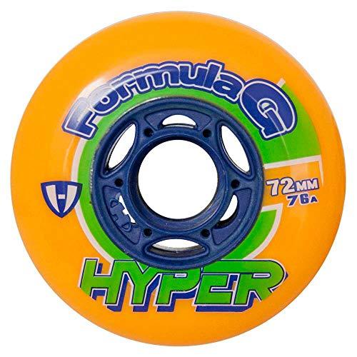Hyper Hockey Formula G 72mm/76A Hockeyrolle