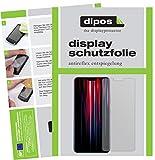 dipos I 6X Protector de Pantalla Mate Compatible con Vivo Z1 Lite pelicula Protectora