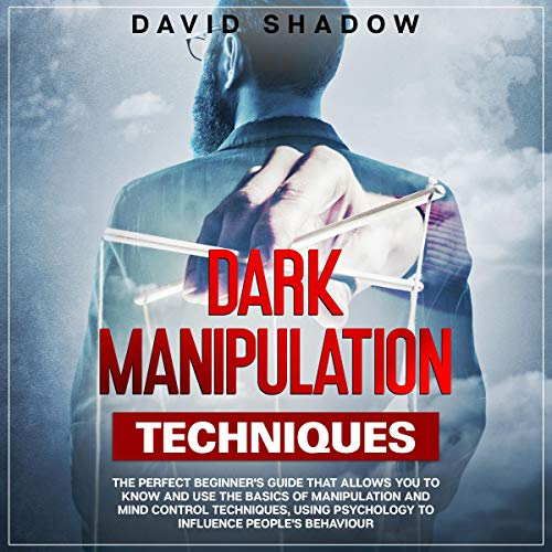 Dark Manipulation Techniques cover art