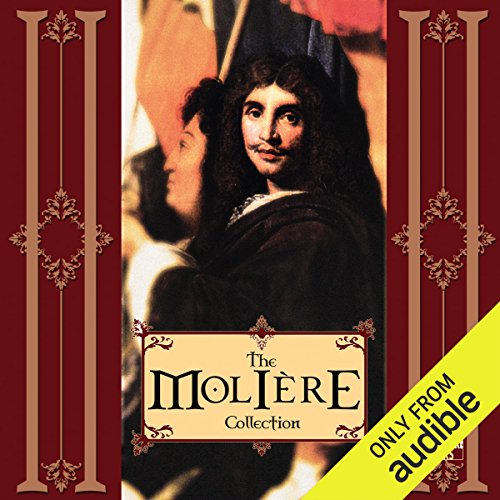 The Molière Collection audiobook cover art