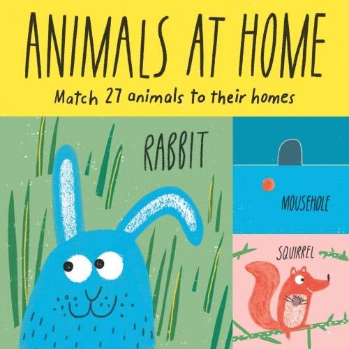 Animals at Home:...