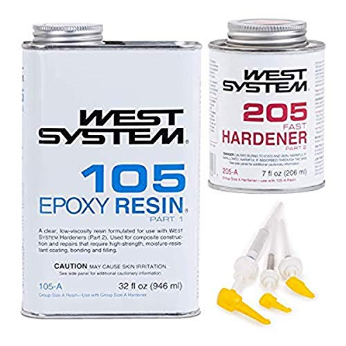 West System 105A Epoxy Resin