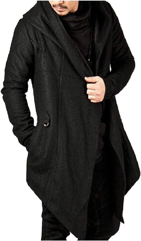 HEFASDM Men Pure Color Slim Casual Comfort Soft T-Shirt Sport Sweat Suit Set Athleisure