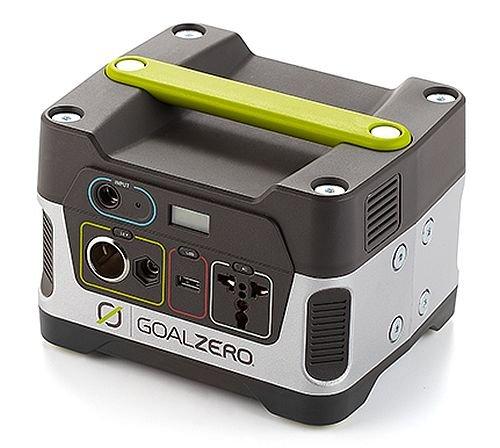 Goal Zero Yeti 150 Universal Power Pack, 230 V - Silver/Black