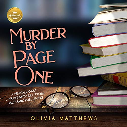 Murder by Page One Audiobook By Olivia Matthews cover art