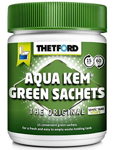 Thetford Aqua KEM grün WC-Beuteln–Kann von 15