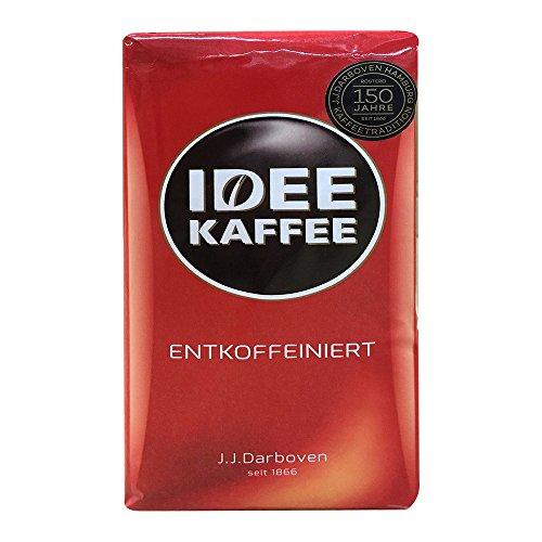 IDEE Kaffee Entcoffeiniert 500g