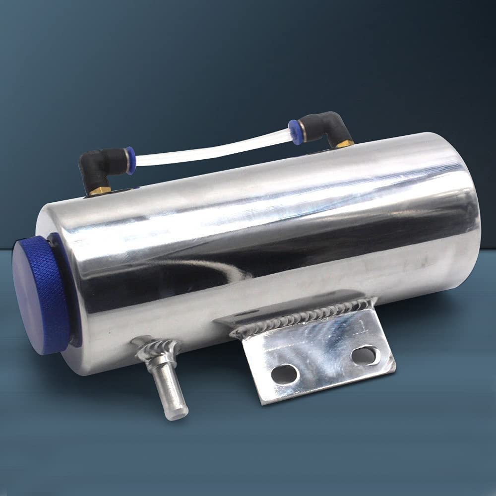 Automobile Universal Large special price !! Cooling Water Tank Max 74% OFF Overloop Aluminium