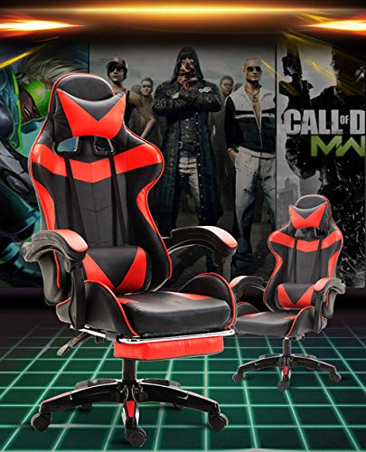 Gaming Chair Racing Style High-Back Bild 4*