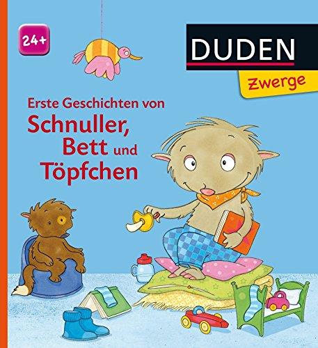 Duden Zwerge: Erste Geschichten von Schnuller, Bett und Töpfchen: ab 24 Monaten von Luise Holthausen (6. März 2014) Gebundene Ausgabe