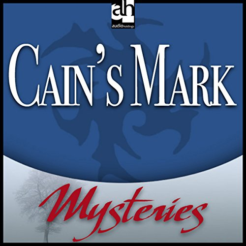 Cain's Mark audiobook cover art