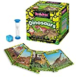 Green Board Games 90038 Brainbox Dinosaurs Game