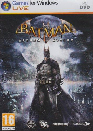 Batman: Arkham Asylum (PEGI)