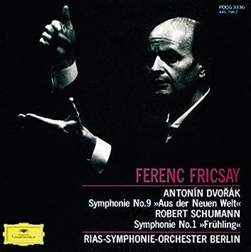 "Dvorak: Symphony No.9 ""From The New World"" / Schumann: Symphony No.1"