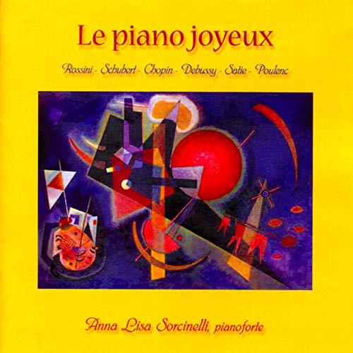 Poulenc: Villageoises (6 Petites pièces enfantines) (F65): Staccato