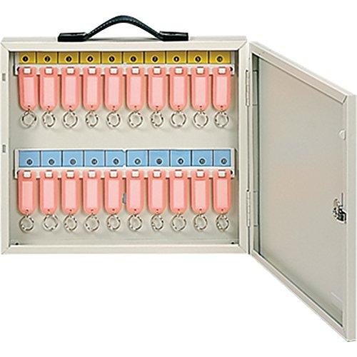 水上金属 鍵箱 ワールドキーボックス K-20 携帯・壁掛け兼用型 20本掛け