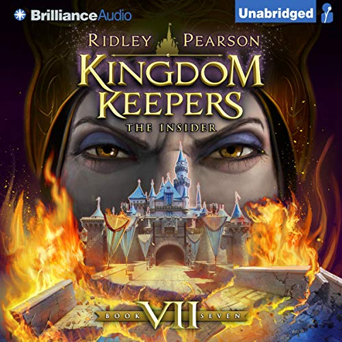 Kingdom Keepers VII cover art