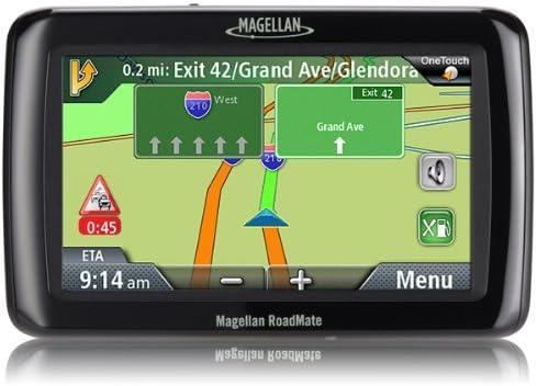 Magellan Canada Map Amazon.com: Magellan Roadmate 2036 Gps Receiver with Preloaded
