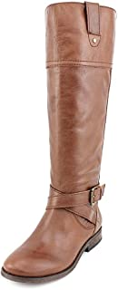 Womens Amber Round Toe Knee High Fashion Boots
