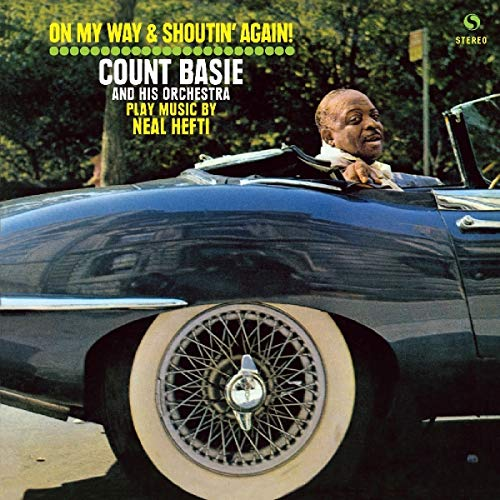 Basie,Count & His Orchestra: On My Way and Shoutin' Again [Vinyl LP] (Vinyl (Standard Version))