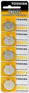 Toshiba Cr 2016 Lithium 5'li Pil