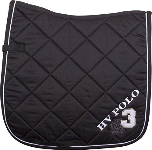 HV POLO Saddlepad Favouritas DR Black Full Size