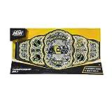AEW World Heavyweight Campeonato Juguetes Título Wrestling Cinturón Unrivaled Serie 1 Figura de lucha libre Toda Elite Wrestling