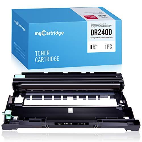 MyCartridge DR2400 DR-2400 - Tambor compatible con Brother TN-2420 para Brother HL-L2310D HL-L2350DN HL-L2370DN HL-L2375DW DCP-L2510D DCP-L2530DW MFC-L2730DW MFC-L2710DN MFC-L2750D