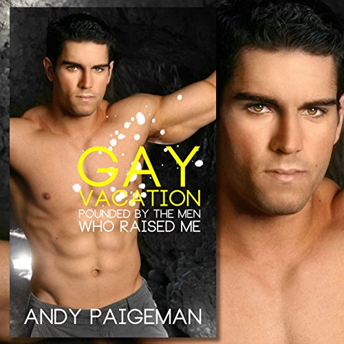Gay Vacation audiobook cover art