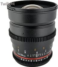 Rokinon T1.5 Cine Lens Bundle for Micro Four Thirds Mount Rokinon T1.5 Cine Lens Bundle for Micro Four Thirds Mount