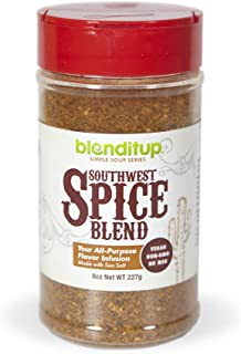 Southwest Spice Blend All Purpose Seasoning - Gourmet Spices with Chili Pepper, Garlic, Onion, Cumin and Sea Salt - Health...