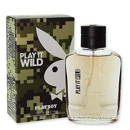 Profumo Uomo Play It Wild Men Playboy EDT (100 ml)