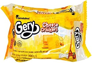 Gery Cheese Crackers Bag 5-Sachets (Pack of 5)