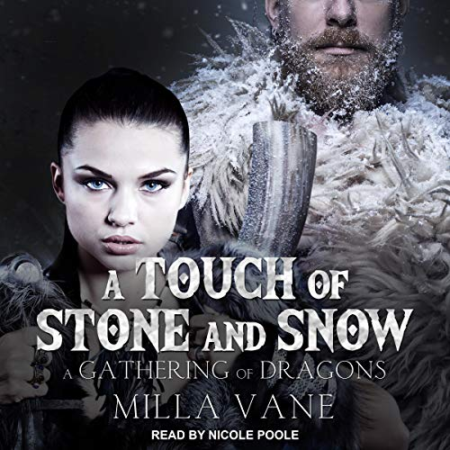 A Touch of Stone and Snow  By  cover art
