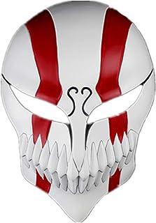 K-Y YK Halloween Masquerade Anime Death BLEACH Resin Mask