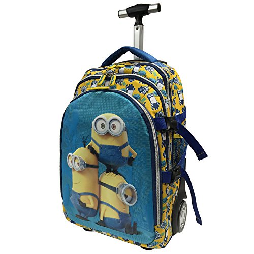 Minions: Mochila trolley Travel