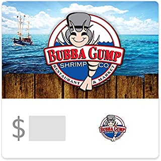 Bubba Gump Shrimp Co. - E-mail Delivery