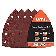 Umi. by Amazon- Schleifblätter 100-teilig,11